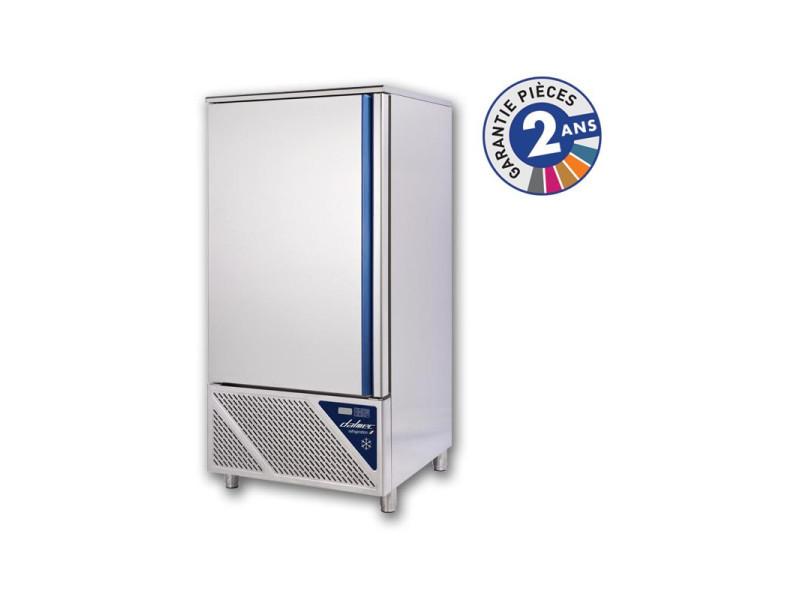 Cellule de refroidissement mixte +70/-18°c - 15 niveaux gn 1/1 ou 600 x 400 - dalmec - r452a de 11 à 15 niveaux