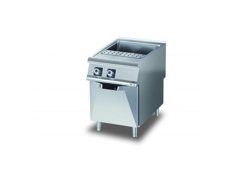 Cuiseur à pâte electrique diamante 90 série 900 - 40 l - olis - 600 mm