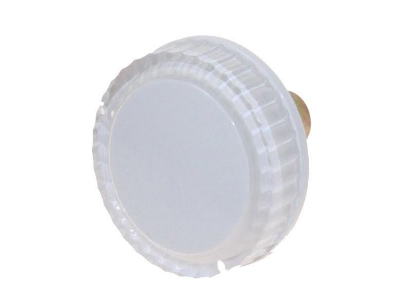 Bouton blanc reference : 74x5608