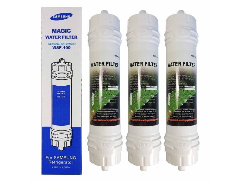 Filtre à eau origine samsung wsf100 par 3