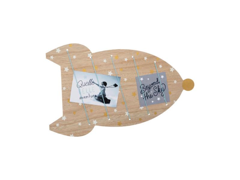 77 pi/èces kit de mobile pour b/éb/é pour enfants MOPOIN Cadre mobile en bois /à faire soi-m/ême carillon /à vent perles en bois