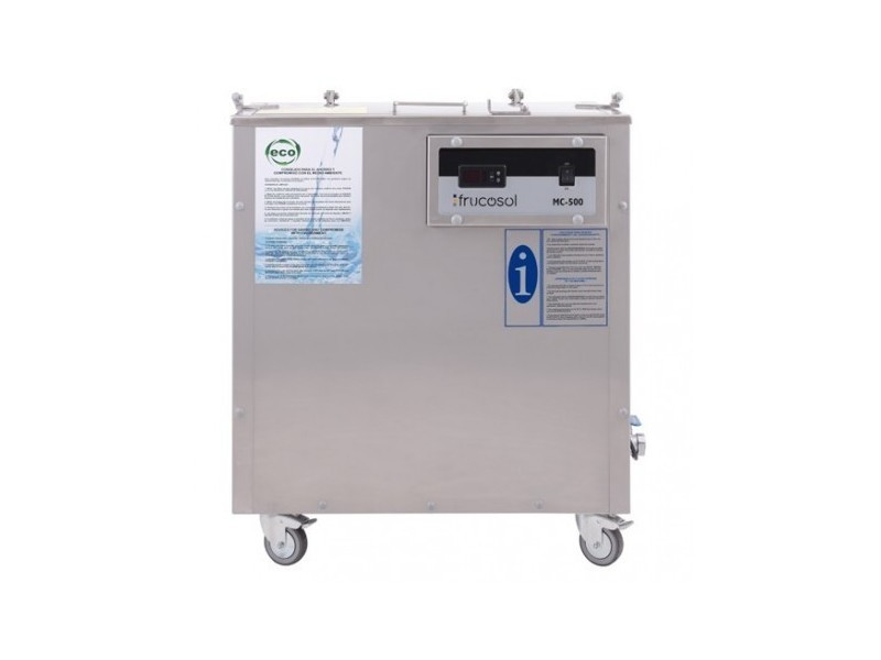 Machine à dégraisser - 110 litres -