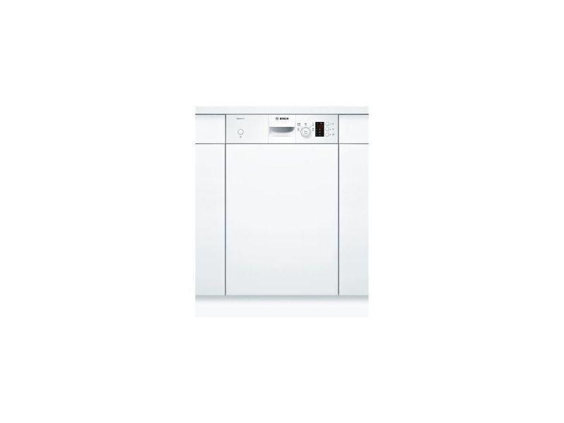 Lave-vaisselle 45cm 9c 46db a+ intégrable avec bandeau blanc - spi25cw03e BOS4242005064373
