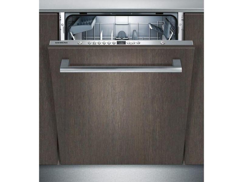 Lave-vaisselle 60cm 12c 48db a+ tout intégrable - sn636x00ae SIE4242003776919