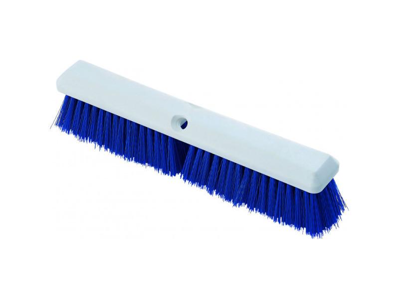 Balai nettoyage multi-usage 450 x 65 mm - plusieurs couleurs - stalgast - bleu