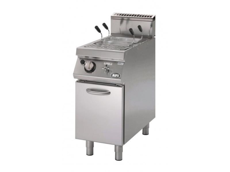 Cuiseur à pâtes sur coffre 1 à 2 x 26 l - p 730 mm - afi collin lucy - 26 l 730