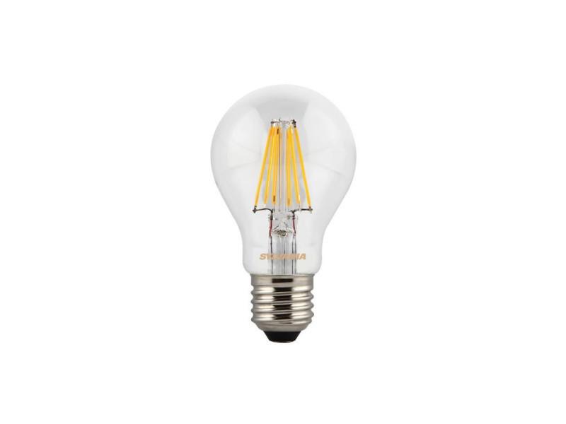 Sylvania ampoule led a filament toledo retro e27 7,5w équivalence 75w