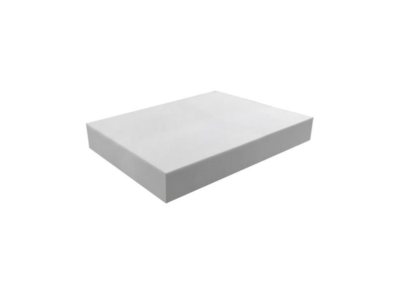 Matelas pour tous | plaque de mousse 30 kg/m³ 100x120 cm | epaisseur 10 cm 3DE.PE.30.10.1012