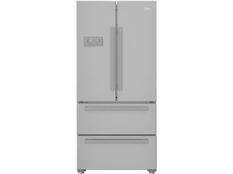 Réfrigérateur combiné 539 ll beko f, bek8690842379536 BEK8690842379536