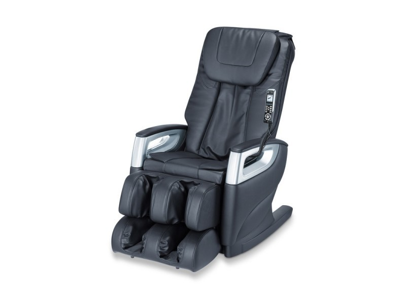 Beurer fauteuil de massage shiatsu mc 5000