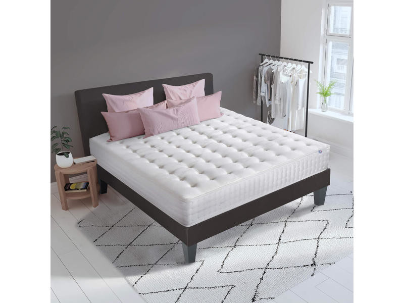 ensemble olympe matelas apollon 90x200 sommiers pieds. Black Bedroom Furniture Sets. Home Design Ideas