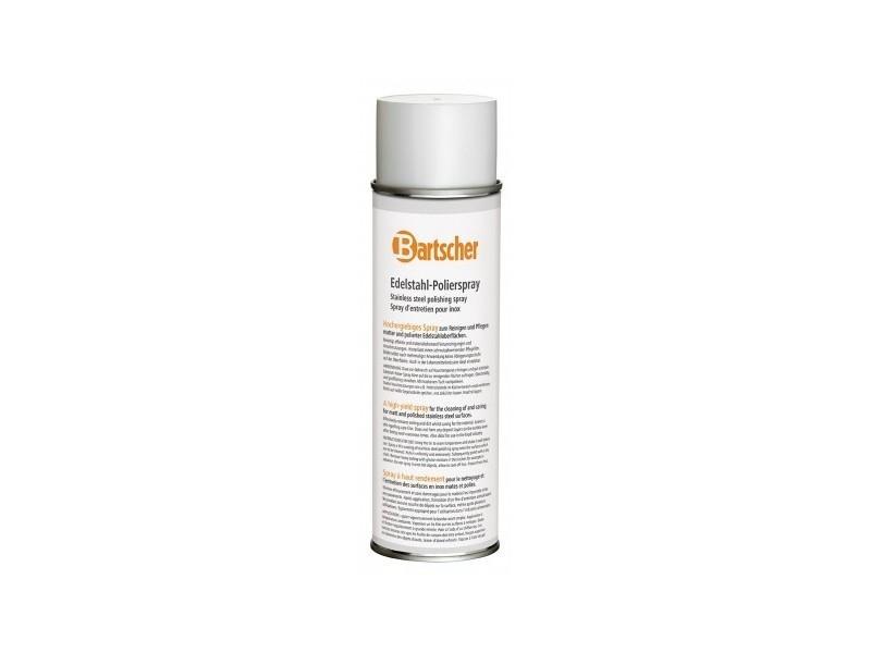 Spray d'entretien pour inox 500ml - lot de 12 -