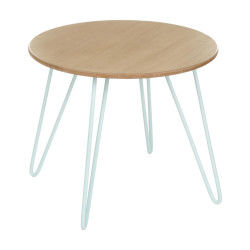 Table à café metsa bleu