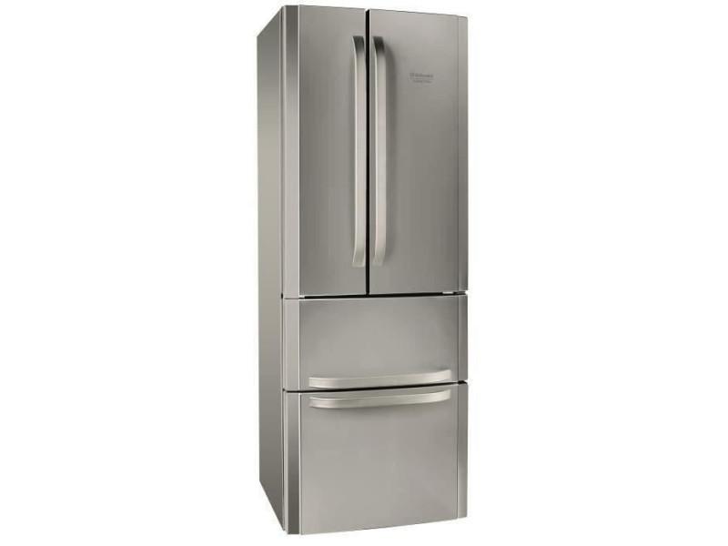 E4dxc1 - réfrigérateur multi-portes - 399l (292+107) - froid ventilé - l 70cm x h 195.5cm - silver HOT8050147608098