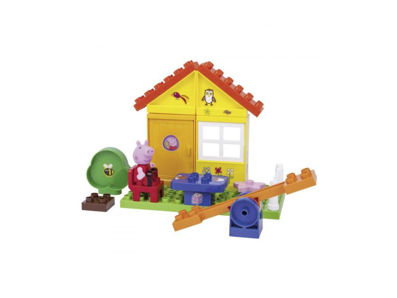 Play bloxx la maison de jardin de peppa pig DFX-409327