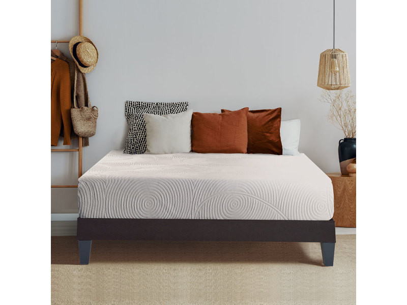 matelas hera 140x190 m moire de forme 24 cm vente de olympe literie conforama. Black Bedroom Furniture Sets. Home Design Ideas