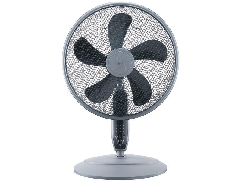ventilateur sur pied 3xl noir 3xlbk 3xl bk vente de ventilateur et climatiseur conforama. Black Bedroom Furniture Sets. Home Design Ideas