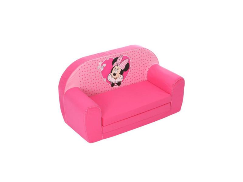 Minnie fauteuil convertible mousse