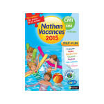 Cahier de vacances primaire : du cm1 vers le cm2 nathan vacances 2015 tout en un