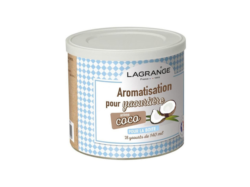 Aromatisation coco pour yaourts LAG3196203803306
