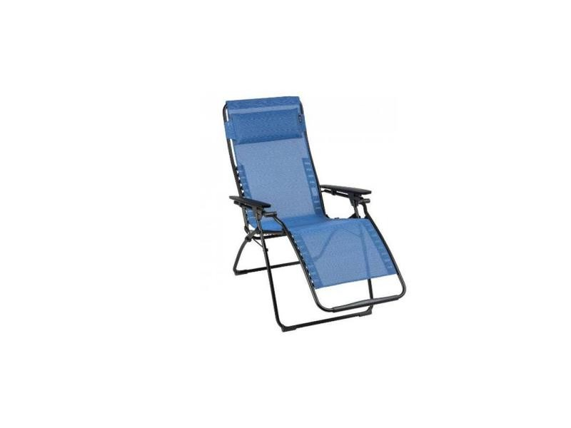 Fauteuil Relax Futura Multi Position Couleur Bleu Outremer