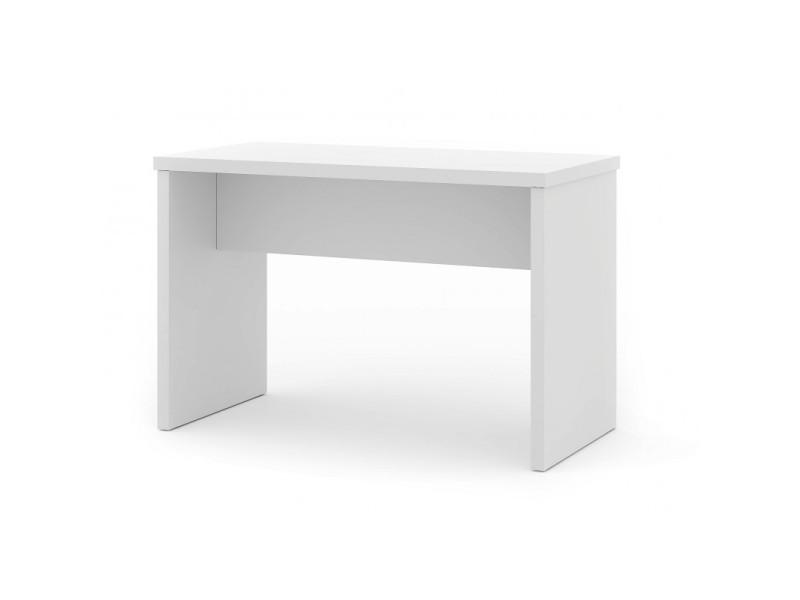 Table basse fado blanc style scandinave 46cmx70cmx35cm(hxlxp) design moderne de haute qualité