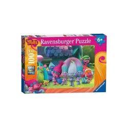 Puzzle xxl 100p amusement avec les trolls
