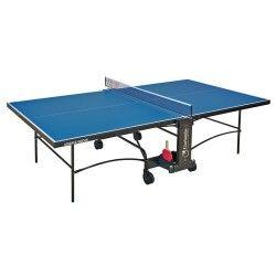 Tennis de table garlando e plateau bleu e advance c-277i