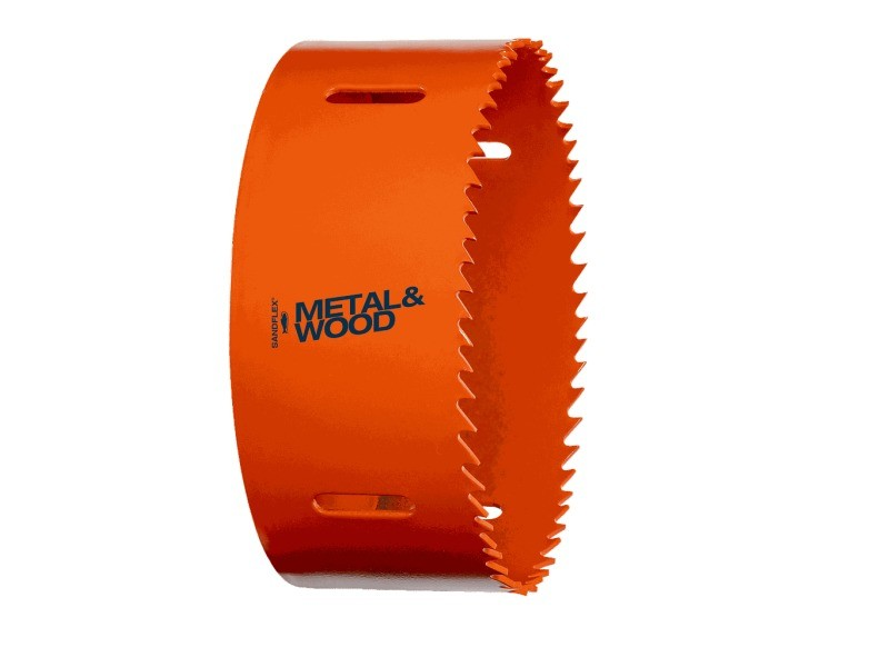 Bahco - scie trépan bimétal sandflex® 19 mm - 3830-19-c