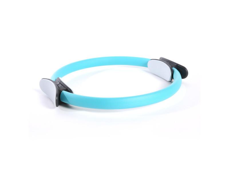 Rebecca mobili pilates anneau bleu clair poignées jambes bras 40x37x6 SP5010