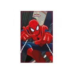 Spiderman plaid ou couverture polaire ultimate spiderman