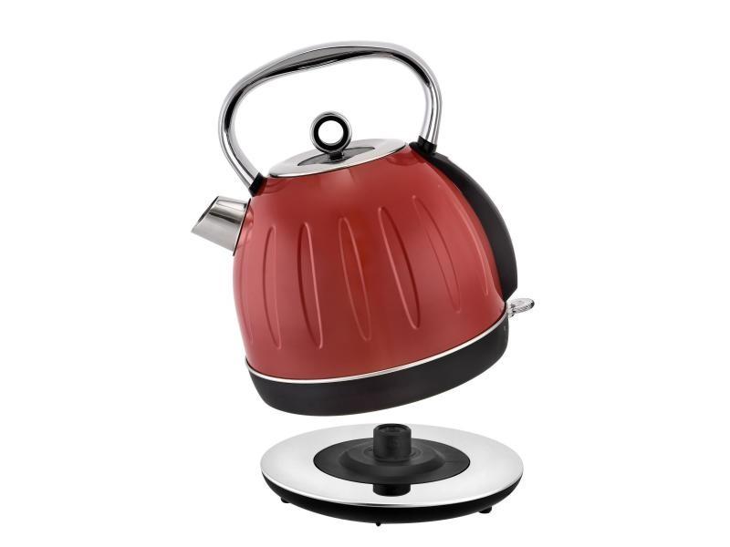Kalorik tkg jk 2500 r bouilloire electrique - rouge KAL5413346337979