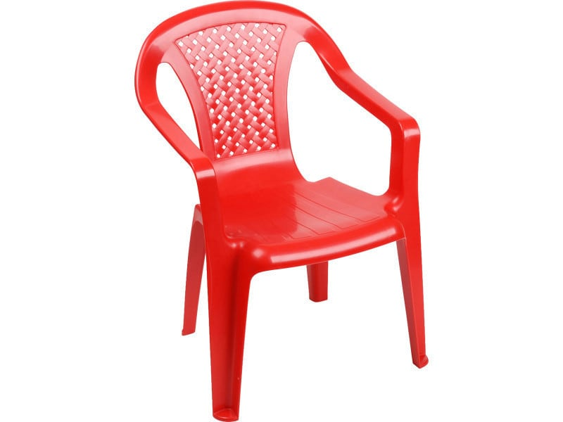 Chaise rouge conforama affordable chaise pliante - Table rouge conforama ...