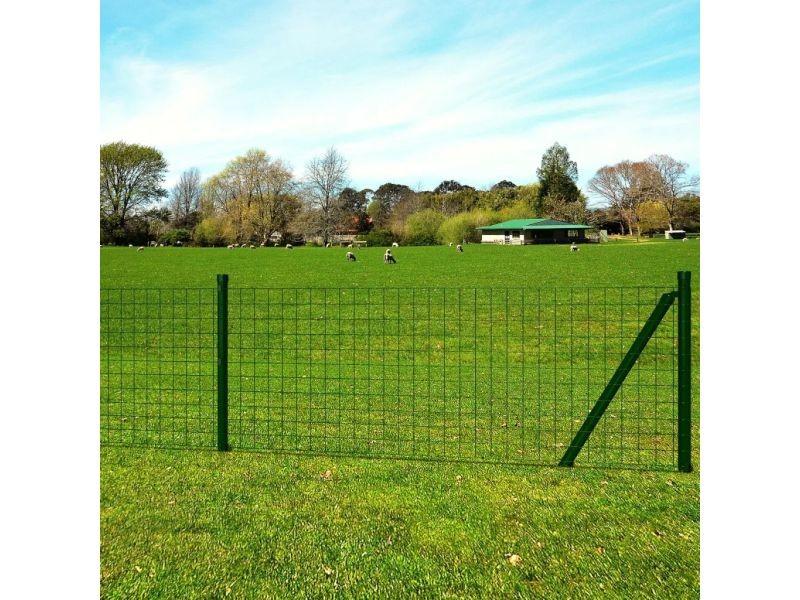 Contemporain clôtures et barrières selection maputo kit de grillage 25 x 1,0 m