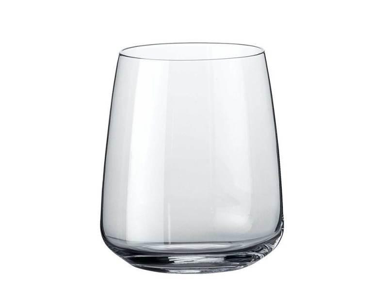 Gobelet en verre 37 cl - lot de 6 pièces aurum