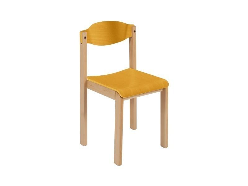 Chaise en bois dreux vente de bayapi conforama for Chaise bois salon