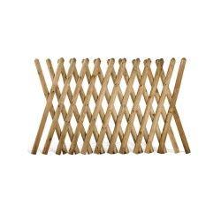 Clôture croisée en pin b-0221005
