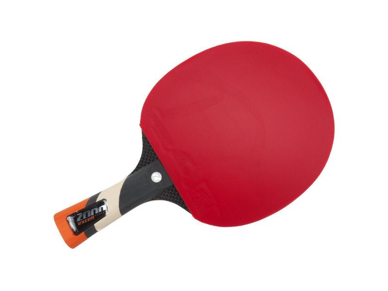 Raquette Tennis De Table Cornilleau Excell 2000 Carbon Rouge 83118