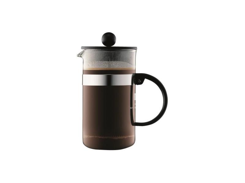 Cafetiere a piston capacité 3 tasses 0,35l BOD0727015111735
