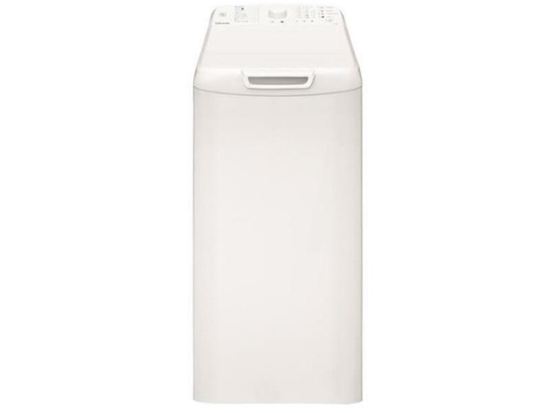 Lave-linge top 6.5kg vedette 1100tr/min 40cm d, vlt1155w