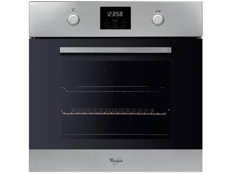 Whirlpool akp 460 ix electric oven 60l 2500w a noir, acier inoxydable