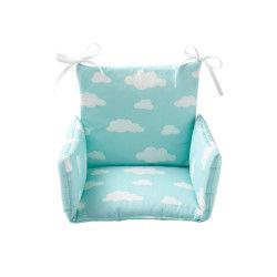 Coussin de chaise haute bébé nuage