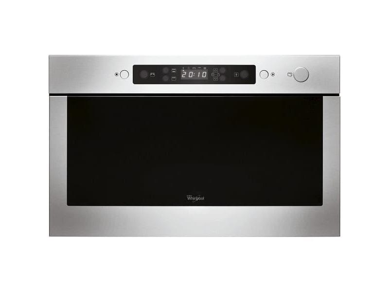 Whirlpool amw423ix - micro-ondes encastrable - 22l - 750w - gris WHI8003437394799