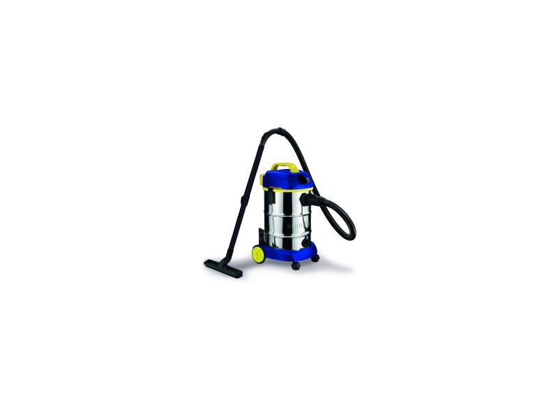 Aspirateur poussière et liquides goodyear 1600w 30l hepa prise 16a fonction souffleur 230v gy16vc
