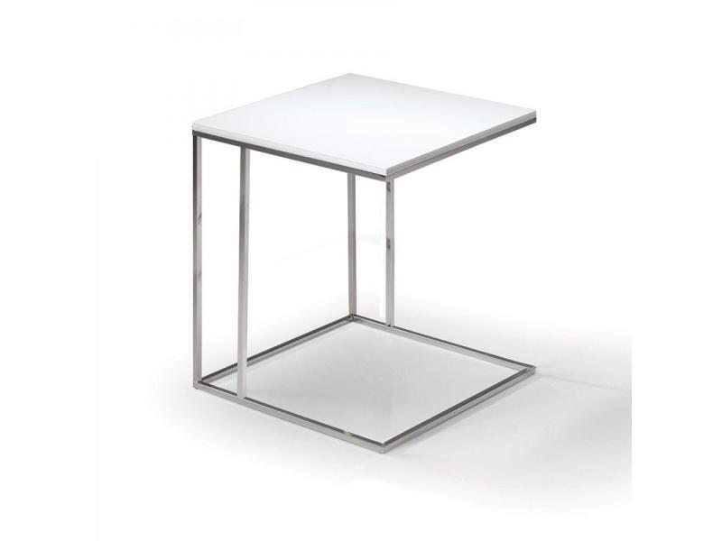 lamina bout de canap blanc mat 20100853506 vente de. Black Bedroom Furniture Sets. Home Design Ideas