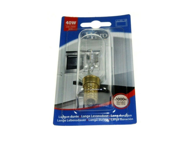 Lampe de four t29 40w e14 300°c reference : 484000000978