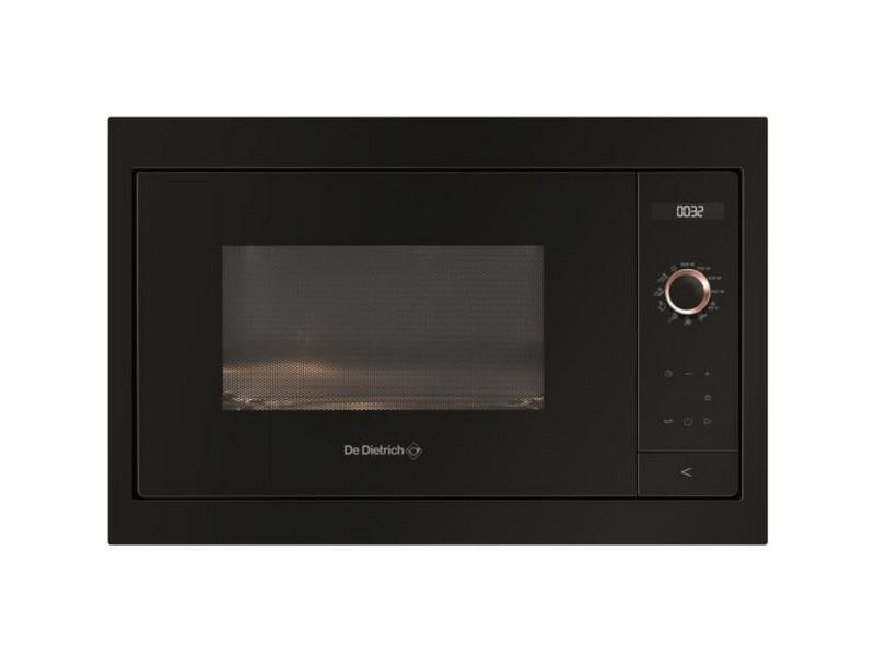 Micro-ondes encastrable 26l 900w noir - dme7121a dme7121a