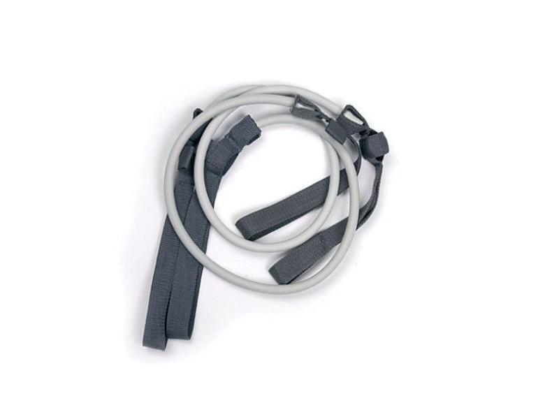 Gymstick Tube élastique Extra résistant Argent 300004E