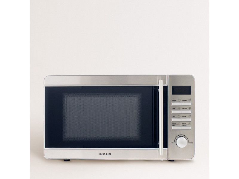 Mw700s grill - micro-ondes argent 20l
