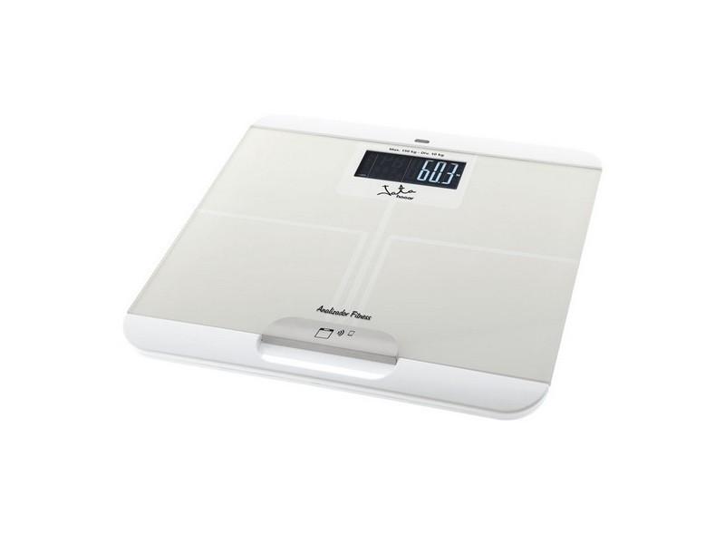 Balances joli balance numérique avec bluetooth jata j595 150 kg blanc
